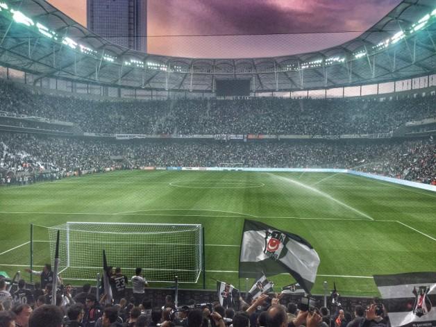 """Beşiktaş Vodafone Arena'nın """"ilkleri"""""""