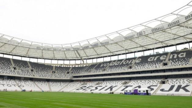 Vodafone Arena Kombineleri Tükendi