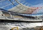 Vodafone Arena'da Beşiktaş efsanelerinin isimleri yaşatılacak