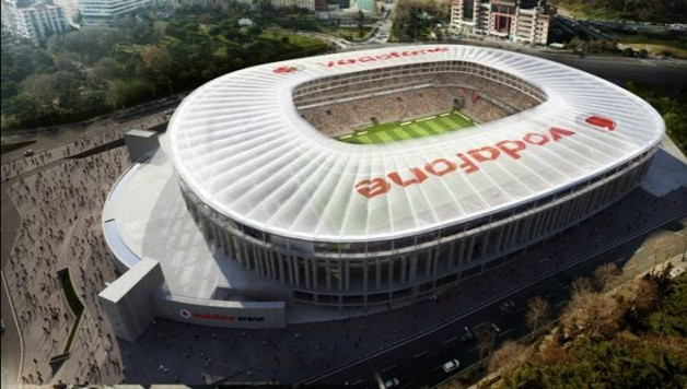 Vodafone Arena İş Güvenliği Tedbirleri Hakkında Bilgilendirme